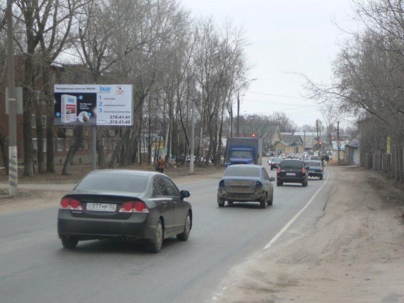 Казанское шоссе,  щит №2Б