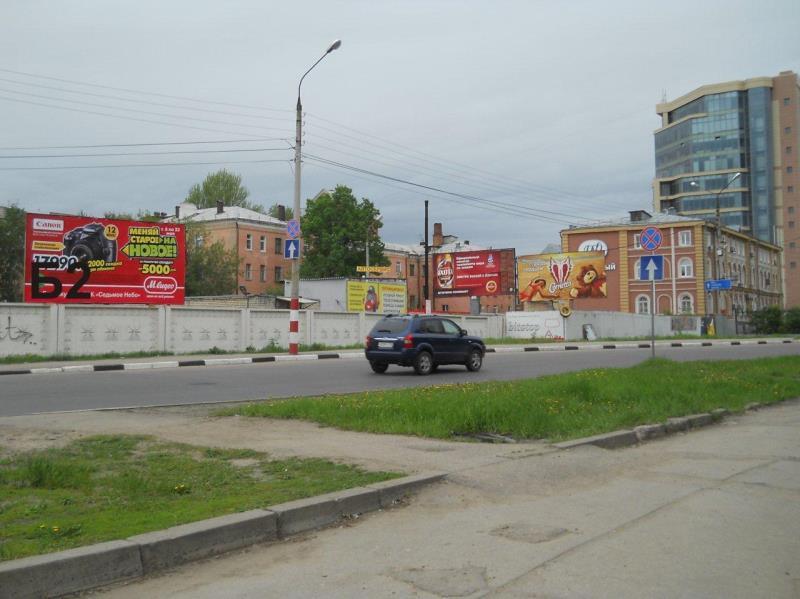 Ул. Самаркандская, щит 2