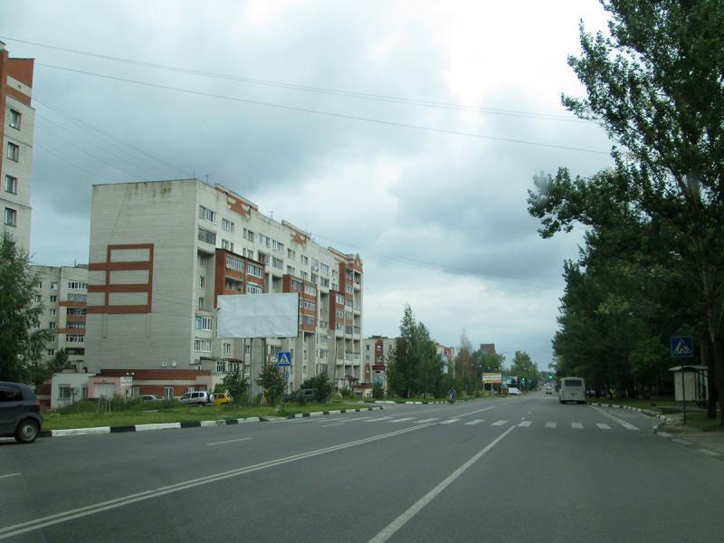 Кстово, ул. Зеленая, д. 20 сторона Б