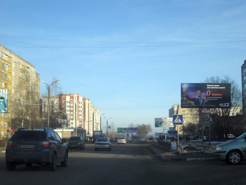 Кстово, пр. Победы д.8  сторона А