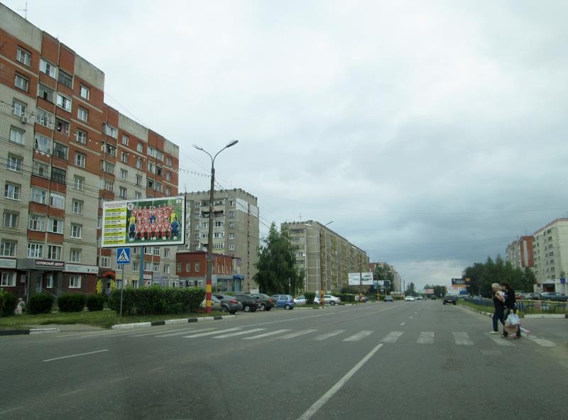 Кстово, пр. Победы д.3 сторона Б